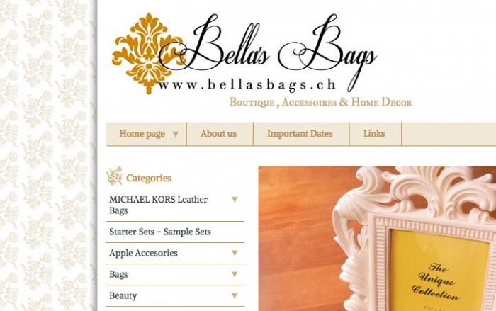 Bella's Bags
